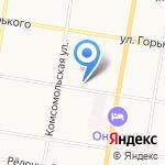 Строительно-ремонтная компания на карте Благовещенска
