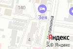 Схема проезда до компании Крона-банк в Благовещенске