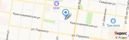 ЭЛИТ-ТЕРМО на карте Благовещенска