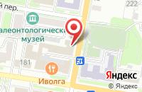 Схема проезда до компании Козерог в Благовещенске
