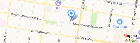 Клуб Доброго Здоровья на карте Благовещенска