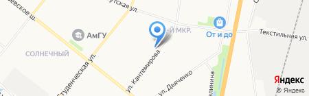 Компания по созданию водоемов на карте Благовещенска