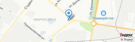 Амурпром на карте Благовещенска