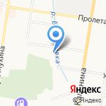Оптово-розничный магазин мясных продуктов на карте Благовещенска
