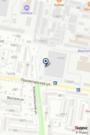 AutoSpa на карте Благовещенска