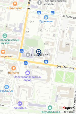 АПТЕКА АЮРВЕДА-ПЛЮС на карте Благовещенска