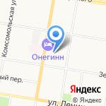 Амурский нефтяной центр на карте Благовещенска