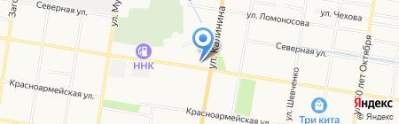 Амурский областной колледж искусств и культуры на карте Благовещенска
