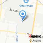 АСЦ на карте Благовещенска