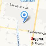 Инженерно-торговая компания на карте Благовещенска
