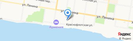 Амурская областная детская библиотека на карте Благовещенска