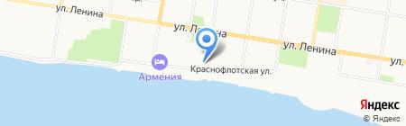 Дом на карте Благовещенска