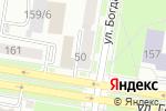 Схема проезда до компании Рембыттехника в Благовещенске