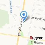 Амурское общество косметологов на карте Благовещенска