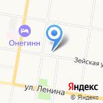 РостБизнесСтрой на карте Благовещенска