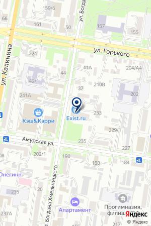 ТФ МАГИСТРАЛЬ на карте Благовещенска
