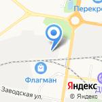 ЖелДорЭкспедиция на карте Благовещенска