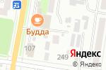 Схема проезда до компании Вмятинка в Благовещенске