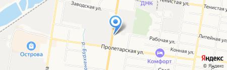 Мониторинг на карте Благовещенска