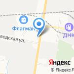 Мастерская по ремонту глушителей на карте Благовещенска