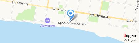 Благовещенский проектный институт на карте Благовещенска
