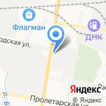 Покровский рудник на карте Благовещенска