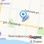 Арбитражный суд Амурской области на карте Благовещенска