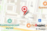 Схема проезда до компании АвтоБОКС в Михалково