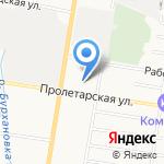 Мастерская по ремонту стоек и ходовой части автомобиля на карте Благовещенска