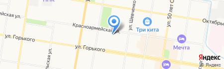 ИФНС на карте Благовещенска