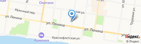 MYSTERY на карте Благовещенска