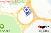 Схема проезда до компании БИЗНЕС ПЛАН в Благовещенске
