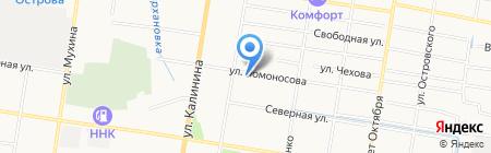 Мастерская по гравировке ручной работы на памятниках на карте Благовещенска