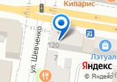 PR zone на карте