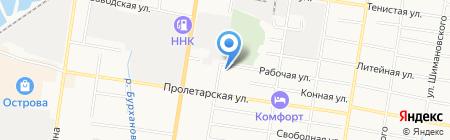 Амур Агро Строй Инвест на карте Благовещенска