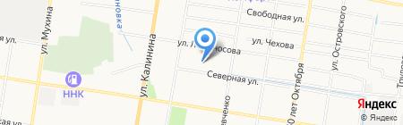 Амурское бюро судебно-медицинской экспертизы на карте Благовещенска