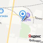Клиника СЕРДЦА на карте Благовещенска