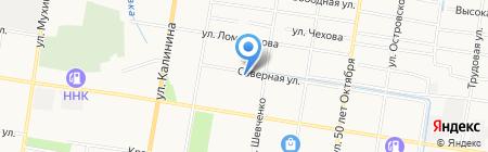 Федерация УШУ Амурской области на карте Благовещенска