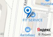 ИП Сафонов В.В. на карте