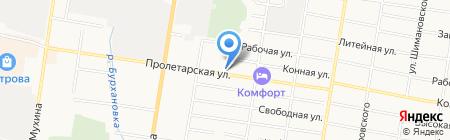 СтилТек на карте Благовещенска