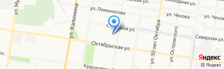 АвтоХамелеон на карте Благовещенска