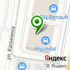 Местоположение компании АТИК-МОТОРС
