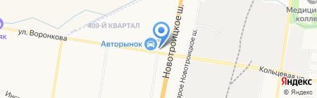 S-Motors на карте Благовещенска