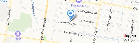 Климат Электроник Сервис на карте Благовещенска