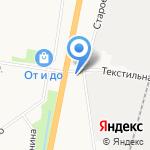 Штормавто-Pole Position на карте Благовещенска
