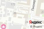 Схема проезда до компании Нотариус Пасынок Г.Г. в Благовещенске