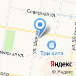 Авто-Mobile на карте Благовещенска