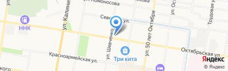 Партнер на карте Благовещенска
