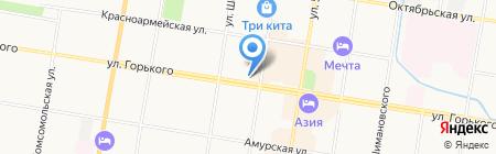 TexDekor на карте Благовещенска