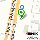 Местоположение компании Островок